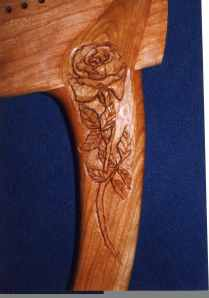 Another Rose Carving