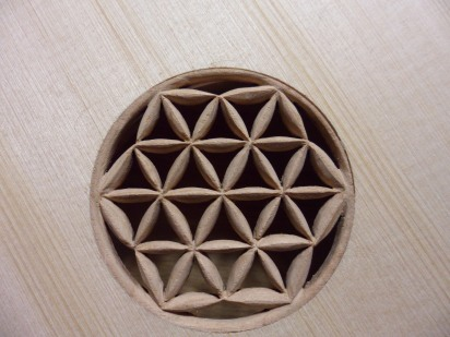 Flower of Life Rose