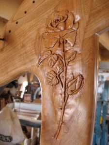 Carved Rose