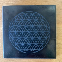 Flower of Life Charging Plate $30