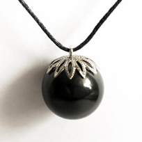 Karelian Pearl pendant $15