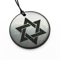 Star of David pendant ($20 (30mm) $30 (50mm)