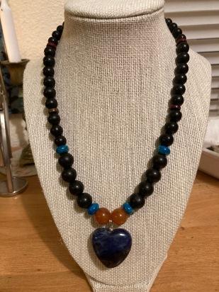 Custom necklace $150